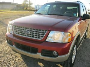 2005 Ford Explorer Eddie Bauer V6 - LEATHER!!