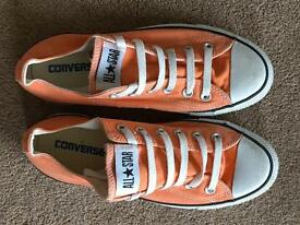Brand new converse size 5