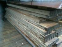 Maple flooring 60cms thick