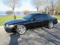2003 Mercury Marauder MODIFICATIONS || CUIR || BAS MILLAGE