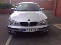 BMW M1 Series in immaculate condition and good runner,1.6 engine and Petrol car, Air Con,Buetooth
