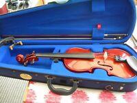 Violin by Stentor