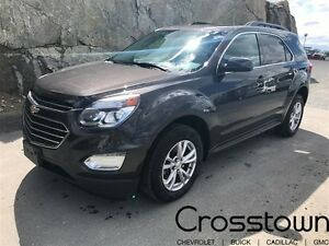 2016 Chevrolet Equinox LT/HEATED SEATS/BLUETOOTH/BACKUP CAM