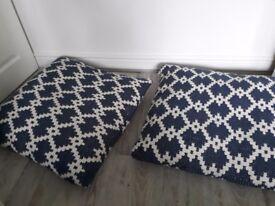 2xlarge floor cushions