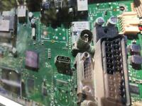 FOUR CIRCUIT BOARDS FOR CRAFTING CARD MAKING MODEL RAILWAY BITS