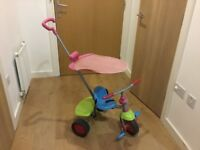 Toddlers trike 15-36 months