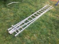 Ramsey A-Frame Window Cleaners Ladder