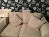Low back sofas