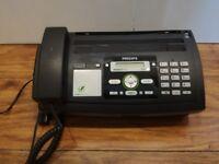 Philips fax/phone machine
