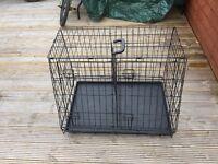 Travel Dog Crate - Medium