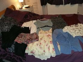 Great bundle of womans size 8/10 clothes