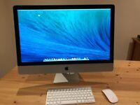 Apple iMac late 2013 27 inch A1419