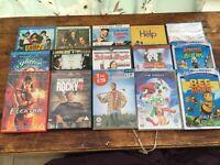 15 kids movies job lot