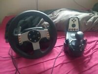 Logitech G27 Boxed and Complete