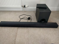 Sony CT-80 Sound Bar with Bluetooth