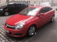 2009(59) Vauxhall Astra Sxi 1,4 Twinport , Low mileage 38k ,New MOT , £2200
