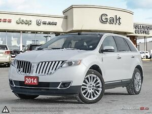2014 Lincoln MKX LEATHER HEATED SEATS | MOONROOF | NAVIGATION