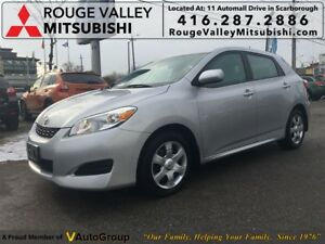 2010 Toyota Matrix XR, NO ACCIDENTS !!!