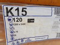 Kingspan 120mm k15 kooltherm