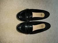 Black newlook shoe