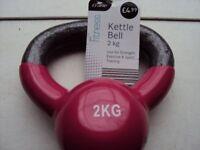 2KG Kettle Bell