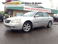 2003 Nissan Altima SL!!!   PRICED FOR A QUICK SALE!!!