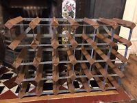30 Bottle Wine Rack 6x4