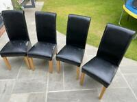 Dining chairs - FOC