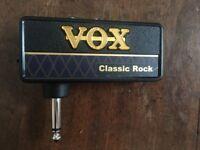 Vox Classic Rock guitar headphone amp