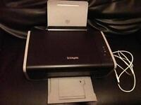 Lexmark printer and scanner