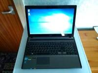 Acer Core i5 500GB SSD 8GB RAM laptop