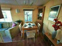 Cheap static caravan for sale sited in Essex, Beach access , Family fun