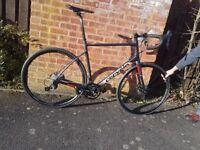 Cervelo C3 Ultegra carbon bike 58cm - BRAND NEW - unridden