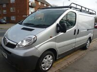 Man with Van to hire. High quality, prompt professional service for a Low price. All Jobs considered