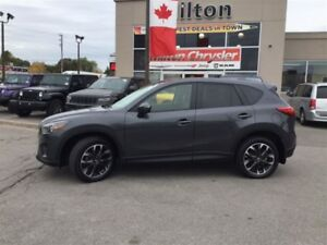 2016 Mazda CX-5 GT AWD LEATHER NAVIGATION SUNROOF