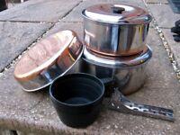 VANGO Camping cook set