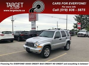 2006 Jeep Liberty Limited, Leather, Roof and More ***