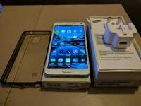 White Samsung galaxy note 4. 32gb storage