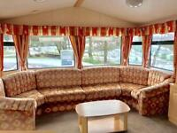 🌟FANTASTIC 3 BEDROOM CARAVAN FOR SALE DUNOON FEEY TO GOUROCK NEXT TO LARGS, WEMYSS BAY, SALTCOATS