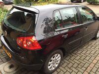 VW Golf 2005 1.9TDI, No engine, gear or clutch problem