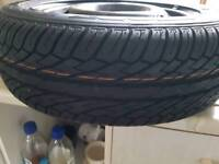 Micra wheel