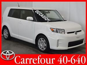 2013 Scion xB 2.4L Gr.Electrique+Air+Bluetooth Automatique