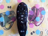 "Genuine LG ""MAGIC"" remote controller"