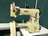Pfaff 335 Walking foot Cylinder Arm Industrial Sewing Machine for Leather