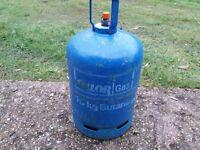CALOR GAS 15kg BUTANE BOTTLE/CYLINDER