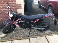 Rieju Motor bike for sale