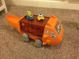 Octonauts gup launcher
