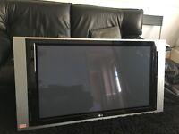 50 Inch LG Plasma TV + Wall Bracket included