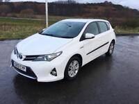 Toyota Auris Icon 1.8VVTi CVT Hybrid