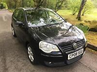 VOLKSWAGEN POLO 2008 ONLY 65,000MILES 12 MONTHS MOT***